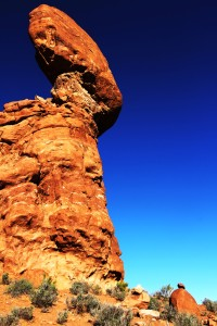 I took a pitstop in Arches National Park.