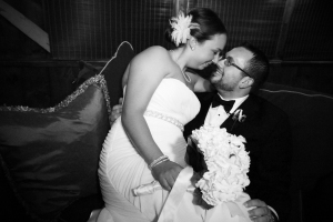 Captured Moments with the bride and groom.